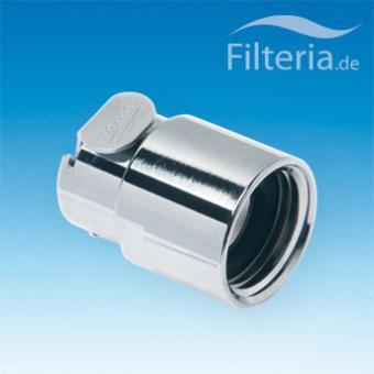 Waschbeckenfilter-Schnellkupplung 1/2 Zoll, Innengewinde, ohne Wasserstopp, TAP1/2FN